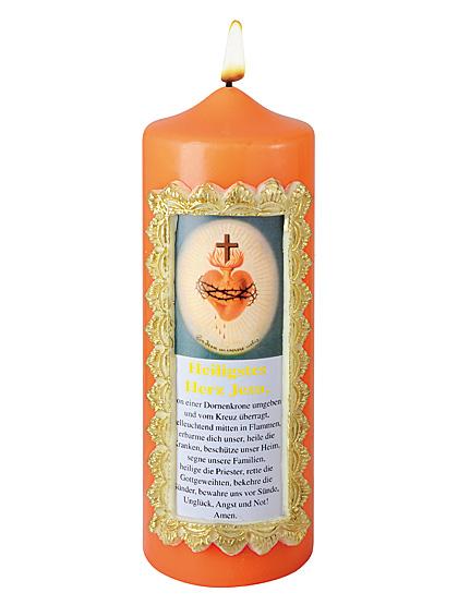 Herz Jesu Kerze