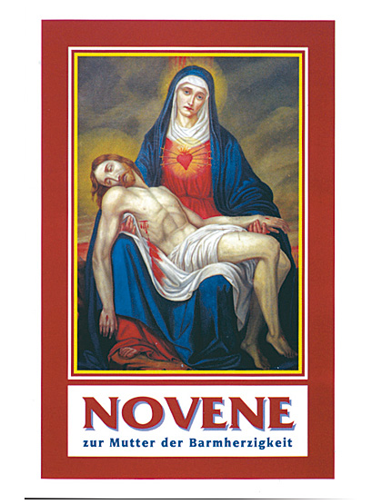 Novene zu Mutter der Barmherzigkeit