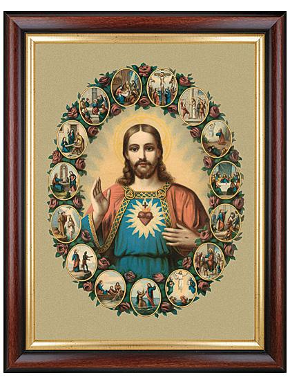 Herz Jesu Bild
