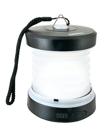 LED Dynamo-Tischleuchte