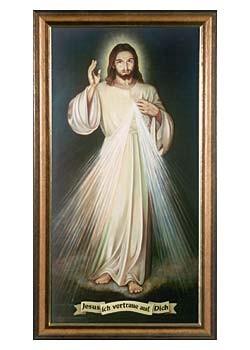 Jesus, ich vertraue auf Dich-Bild
