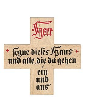 Haussegen-Kreuz