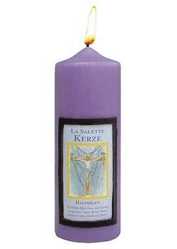 La Salette-Kerze