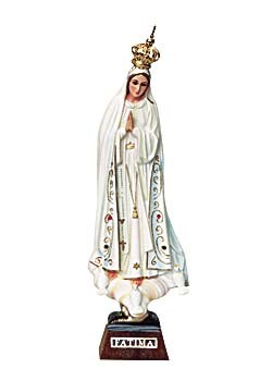 Fatima-Statue