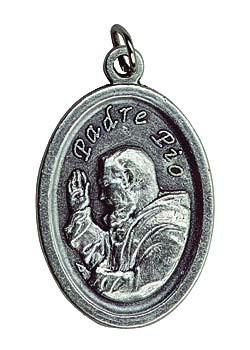 Pater Pio-Medaille