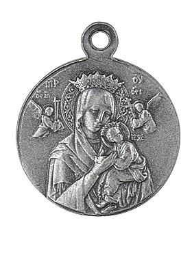 """""""Muttergottes von der Immerwährenden Hilfe""""-Medaille"""