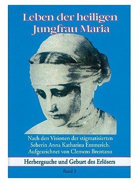 Leben der Heiligen Jungfrau Maria