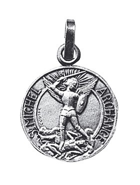 Hl. Erzengel Michael-Medaille