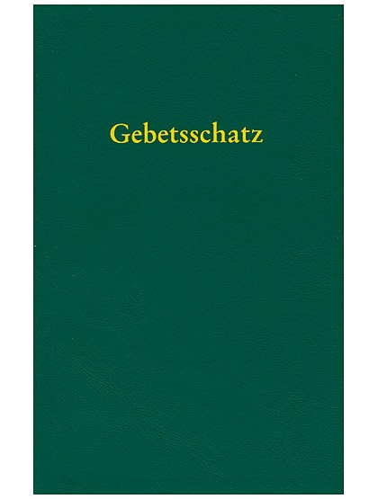 Gebetsschatz - Buch