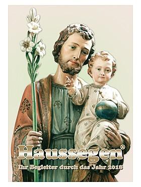 Haussegen-Kalender 2018