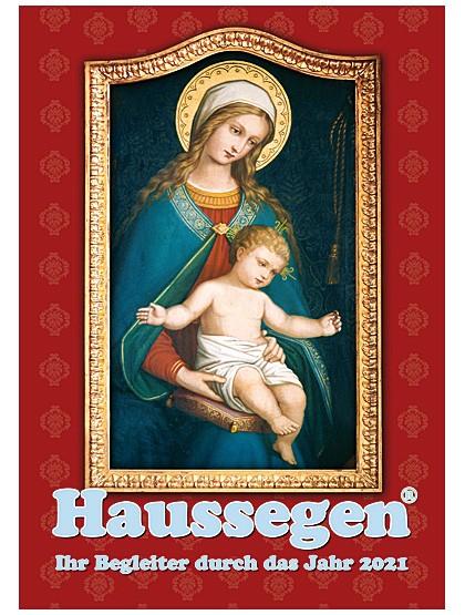Haussegen-Kalender 2021