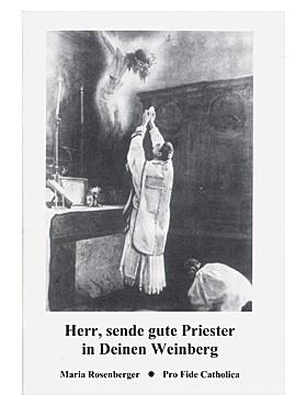 Herr, sende gute Priester in Deinen Weinberg