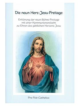 Die neun Herz-Jesu-Freitage