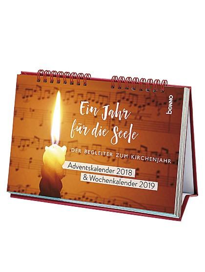 Der Advents- und Wochenkalender zum Kirchenjahr 2018/19