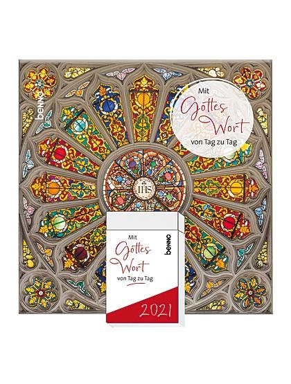 Der christliche Tagesabreißkalender