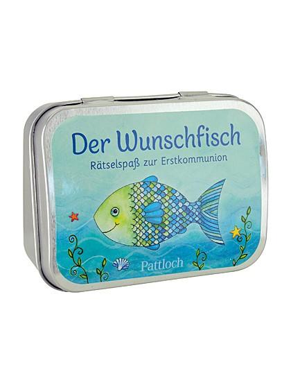Wunschfisch-Rätselbox