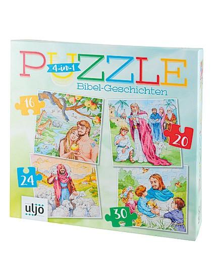 Bibelgeschichten-Puzzle