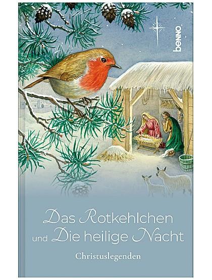 """""""Christuslegenden - Das Rotkehlchen und die Heilige Nacht"""""""