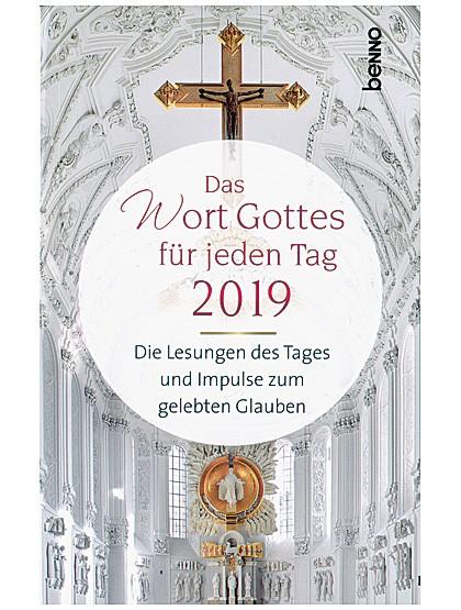 Das Wort Gottes für jeden Tag – 2019