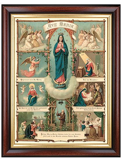 Ave Maria-Bild