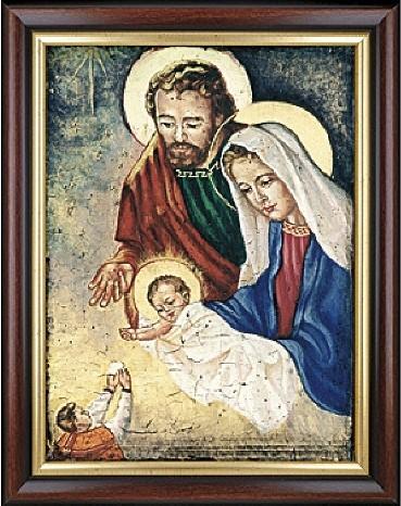 Heilige Familie-Bild