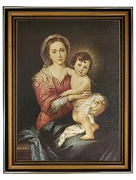 Gottesmutter von Murillo-Bild