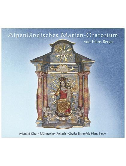 Alpenländisches Marien-Oratorium - CD