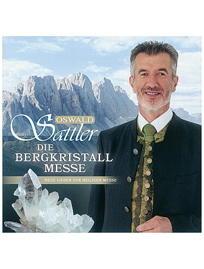Die Bergkristall Messe - CD