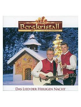 Bergkristall – Das Lied der Heiligen Nacht, CD