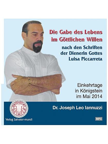 Die Gabe des Lebens im Göttlichen Willen - CD