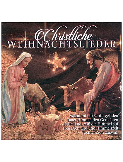 Weihnachtslieder - CD
