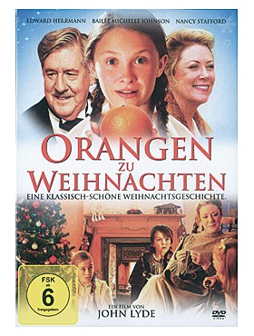 orangen zu weihnachten dvd musik filme f r die ganze. Black Bedroom Furniture Sets. Home Design Ideas