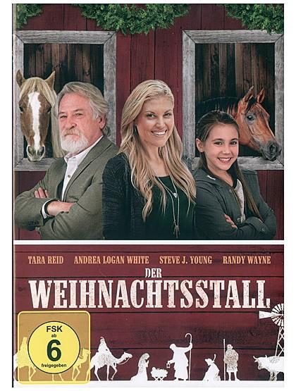 Der Weihnachtsstall - DVD