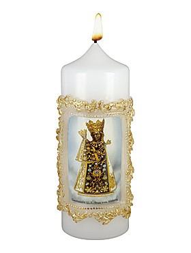 Altöttinger Madonna-Kerze