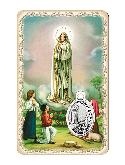 Fatima-Kärtchen