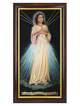 Maria, öffne uns das Tor der Barmherzigkeit-Bild