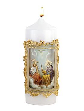 Heilige Dreifaltigkeit-Kerze