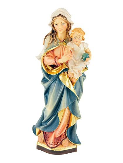 Muttergottes mit Jesukind - Statue
