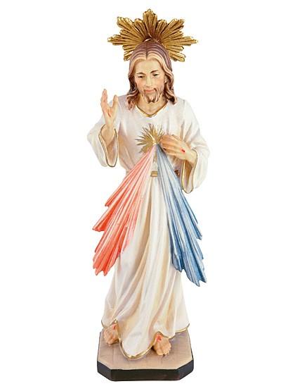 Jesus Barmherzigkeit-Statue