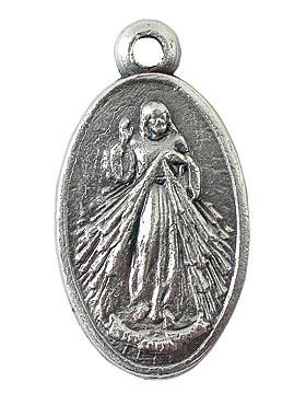 Barmherziger Jesus-Medaille