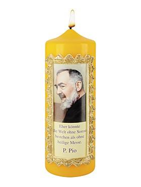 Pater Pio-Kerze