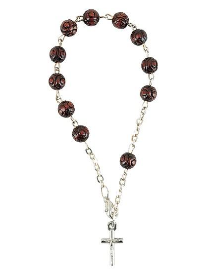 10-Perlen-Rosenkranz