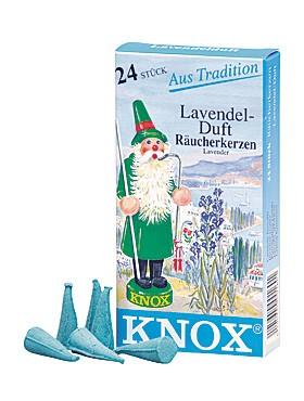 Räucherkerzen Lavendel