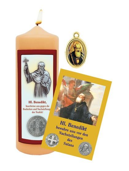 Set zu Ehren des hl. Benedikt