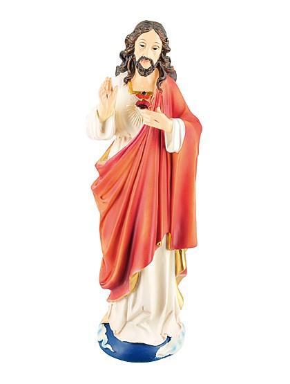 Statue - Jesus der Barmherzige