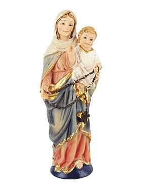 Maria und das Jesukind-Statue