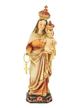Maria, die Himmelskönigin-Statue