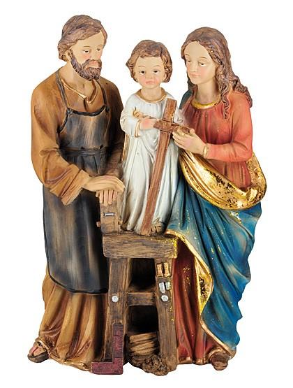 Skulptur - Heilige Familie
