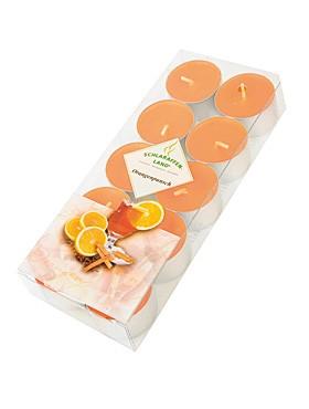 Duft-Teelichter Orange