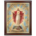 Die zwölf Verheißungen des göttlichen Herzens Jesu-Bild
